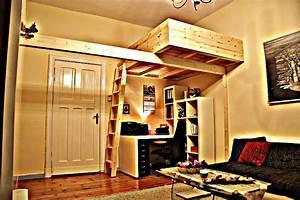 Hochbetten 140x200 Für Erwachsene : hochbetten f r kinder und erwachsene etagenbetten aus meisterhand menke bett ~ Bigdaddyawards.com Haus und Dekorationen