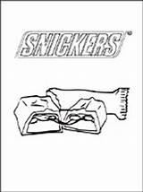 Snickers Coloring Wrapper Colorare Kleurplaat Kat Disegno Template Gratis Kleurplaten Colorir Twix Pagina Cibo Eten Kolorowanki Desenhos Disegni Deze Desenho sketch template
