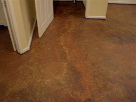 Floor Paint Marble by Diy Faux Marble Floor So Doing This In Our Basement For