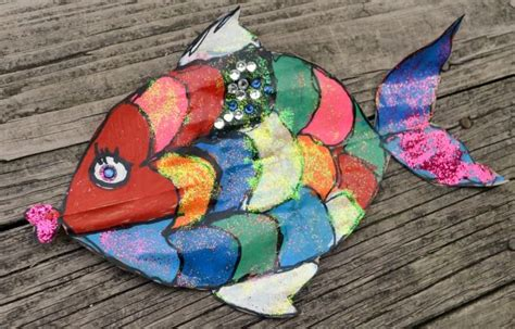 17 Best Ideas About Fish Crafts Kids On Pinterest