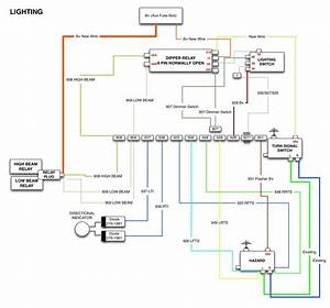Honda Trailing Wiring Diagram