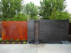 small space bathroom ideas 49 amazing outdoor water walls for your backyard digsdigs