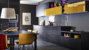 Cuisine ikea metod marie claire maison for Kitchen cabinet trends 2018 combined with modular arts wall panels
