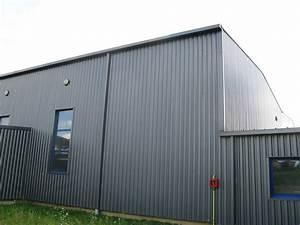 Tole De Bardage Castorama : fixation bardage acier rev tements modernes du toit ~ Dailycaller-alerts.com Idées de Décoration