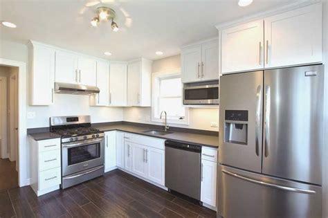 inspirador cocinas integrales blancas custom interior