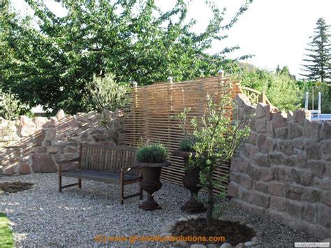 Garten Moy Bildergalerie Bambussichtschutz