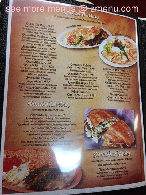 menu manzanillo el murphy zmenu update