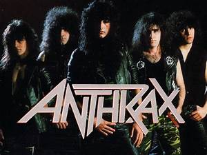 Anthrax – Among The Living – RAMzine