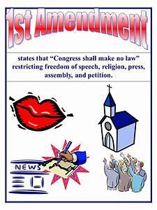 "1st Amendment states that ""Congress shall make no law ..."