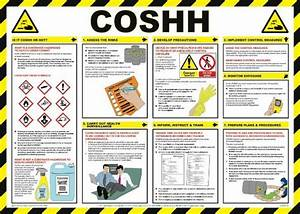 Coshh Poster