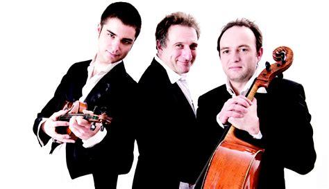 Chamber Music Houston Presents The Vienna Piano Trio
