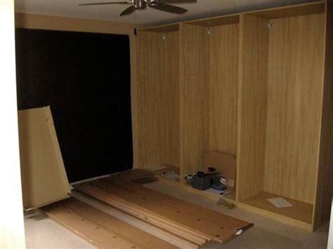 costruire una cabina armadio fai da te cura dei mobili