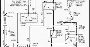 1991 Mitsubishi Galant Wiring Diagram