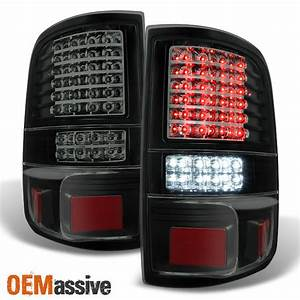 2004 2005 2006 2007 2008 Ford F150 Full Led Black Smoke