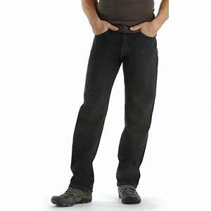 Menu0026#39;s Leeu00ae Regular Fit Straight Leg Jeans - 226710 Jeans u0026 Pants at Sportsmanu0026#39;s Guide