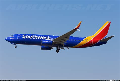 Boeing 737 8h4 Southwest Airlines Aviation Photo