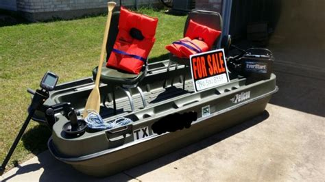Pelican Boat Used by Pelican Bass Boats For Sale