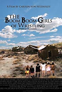 boom boom girls  wrestling
