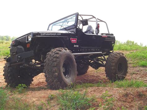 jeep rock crawler how to build a rock crawler jeep