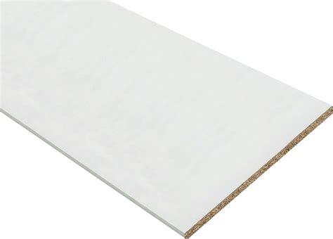 panneau melamine blanc 10mm panneau pr 233 d 233 coup 233 m 233 lamin 233 blanc 233 p 16mm l80xl60cm bricoman