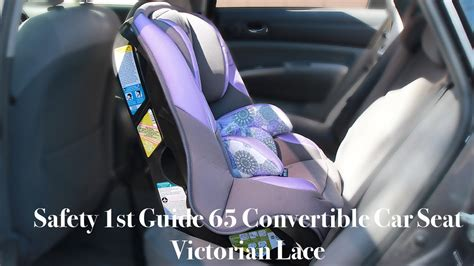 Safety 1st Guide 65 Convertible Car Seat Victorian Lace