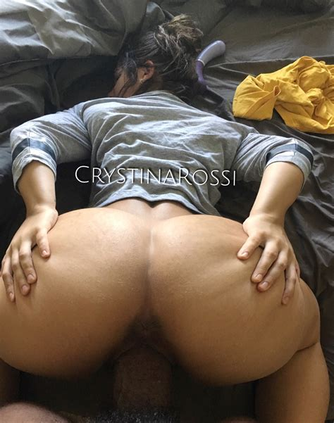 Crystina The Booty Queen 47  In Gallery Fit Booty Queen