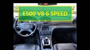 W211 E500 Wagon 6 Speed Manual Conversion