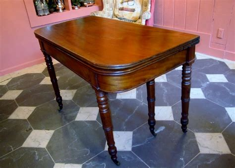 Georgian Accordion Dining Table For Sale Antiquescom