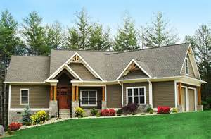 Craftsman Ranch House Plans Photo Gallery by Best 25 Craftsman Ranch Ideas On Ranch Floor