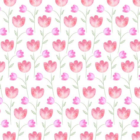 Watercolour Flower Background Free Stock Photo Public