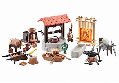 Playmobil Ages Middle Supplement Medieval Klickypedia
