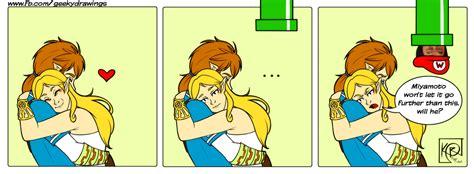 Legend Of Zelda Botw Wallpaper Comic Strip Botw By Kyzinha On Deviantart