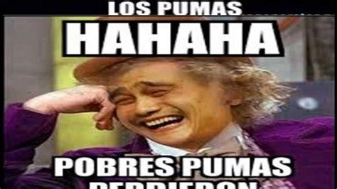 Pumas Vs America Memes - memes america 1 vs pumas 0 youtube
