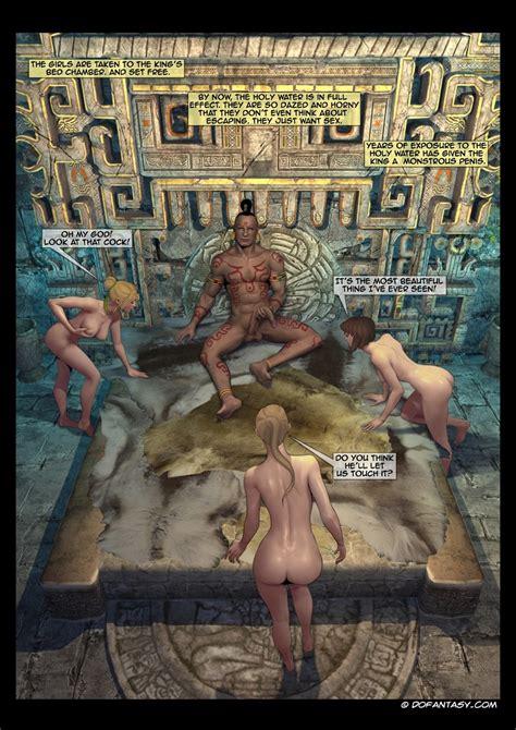 Feather - Maya Adventure • Porn Comics One