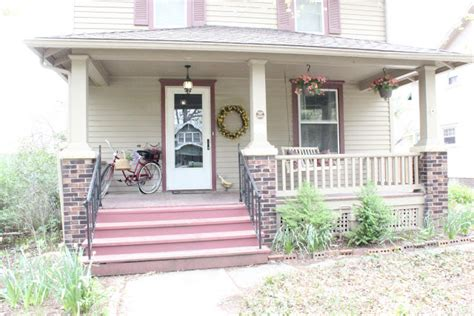 3 Hour Home Makeover by In Kansas Home Makeover Our Porch