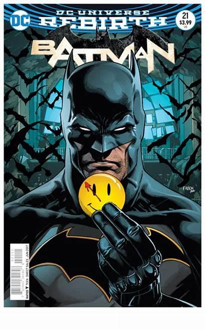 Batman Flash Dc Button Comics Lenticular Fabok