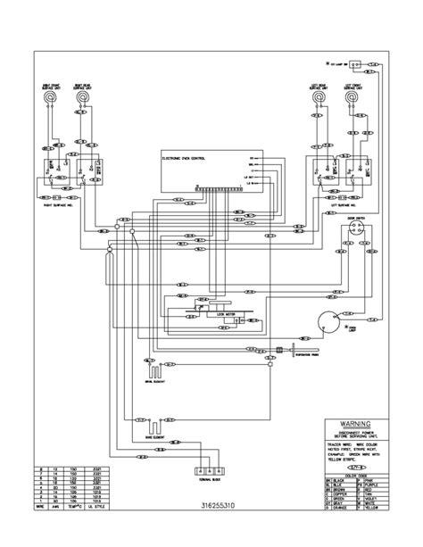 electric stove wiring diagram free wiring diagram