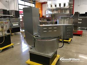 5000 Cfm Direct Drive Upblast Restaurant