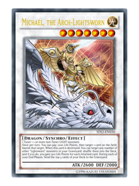 lightsworn structure deck list yu gi oh trading card