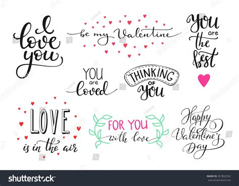 Romantic Valentines Day Lettering Set Calligraphy Stock. Vinyl Banners Near Me. Thickened Skin Signs. The Very Hungry Caterpillar Banners. Flower Hawaiian Stickers. Dhoom Stickers. Address Label Sheets For Printer. Arizona Banners. Discount Wall Prints