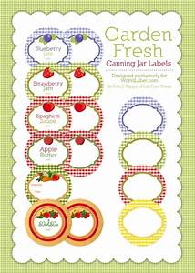 free printable labels for canning jars www With canning sticker labels