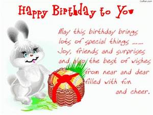 60+ Famous Birthday Wishes For Kids – Beautiful Short ...
