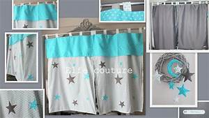 Rideau Occultant Chambre Enfant : decoration chambre bebe rideau ~ Melissatoandfro.com Idées de Décoration