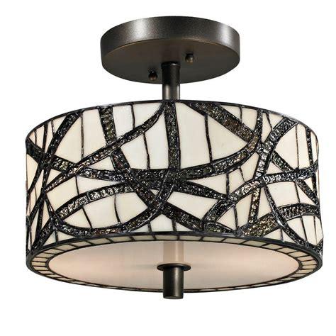 home depot flush mount ceiling light fixtures semi flushmount lights ceiling lights the home depot