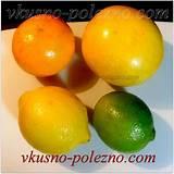 Грейпфрут апельсин лимон коктейль для похудения