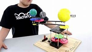 Mechanical Solar System | School Project | Made From ...