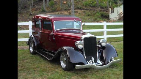 Vintage Mopar Cars Plymouth Dodge 1933 1934 Desoto