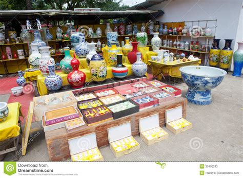 beijing porcelain market jingdezhen porcelain shop hunan pottery products store traditional porcelain market editorial photo cartoondealer com 20450533