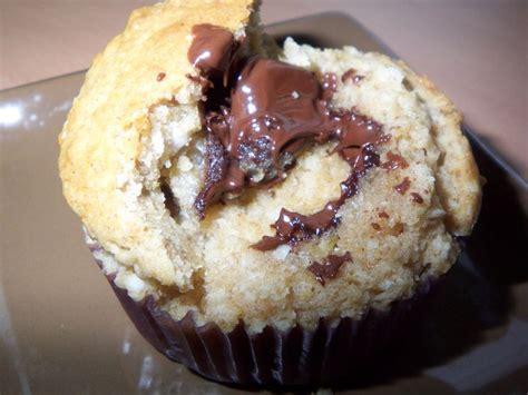 muffins 224 la noix de coco fourr 233 s chocolat coulant recette