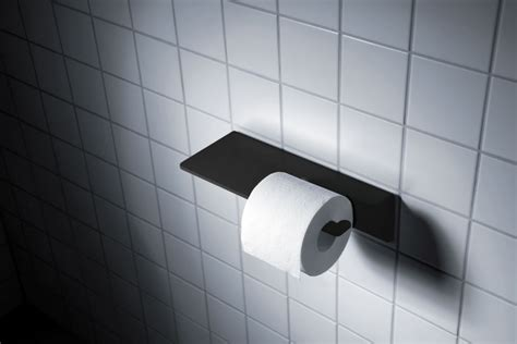 toilet paper holder  radius design